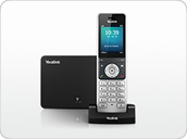Wireless IP phones from Yealink